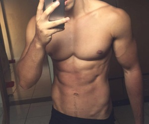 abs, brazil, and guy image