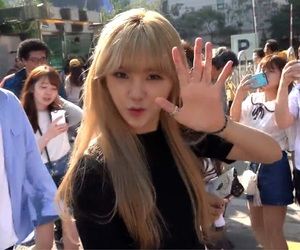 oh my girl, kpop, and mimi image