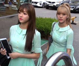 girl group, mimi, and 미미 image