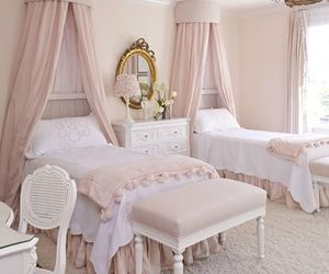 bedroom, beautiful, and home image