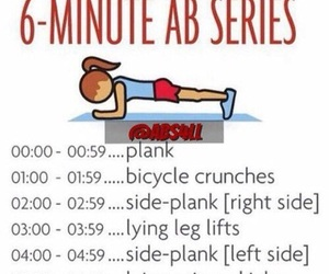 abs and plank image