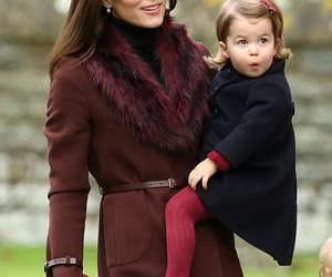 kate middleton, royal, and princess charlotte image