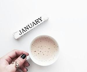 coffee, january, and 2017 image