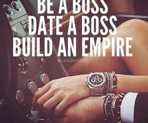 boss, empire, and couple image