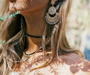 accessories, bohemian, and jewellery image