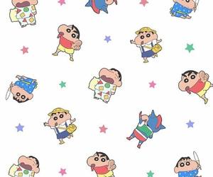 素材, クレヨンしんちゃん, and 壁紙 image