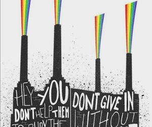 Pink Floyd, rock music, and the wall image