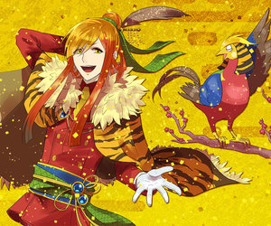 hatoful boyfriend, bird boyfriends, and hatoful kareshi image