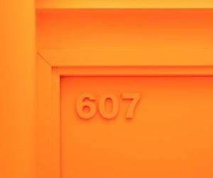 aesthetic orange image