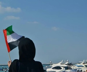 arab, boat, and country image