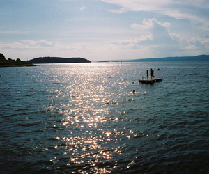 landscape and sea image