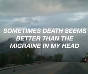 Lyrics, grunge, and sad image