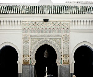 mosque, architecture, and islam image