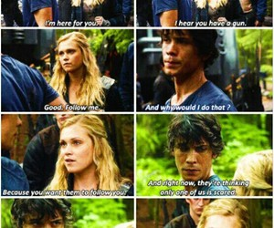 bellarke and the+100 image