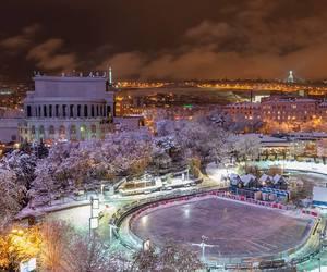 armenia, opera, and winter image