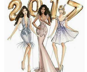 fashion and 2017 image