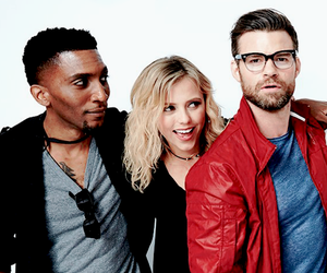 The Originals, daniel gillies, and yusuf gatewood image