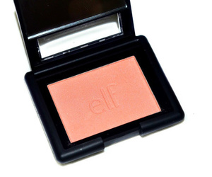 blush, elf, and make up image