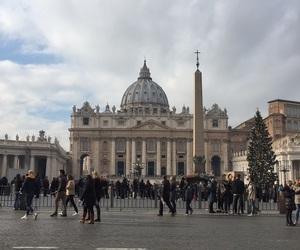 italy, papa, and rome image
