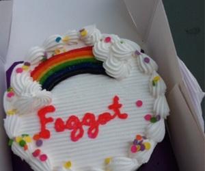 cake, goth, and grunge image
