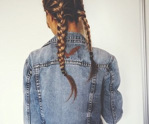 braids and haïr image