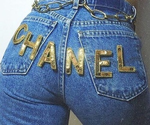 fashion, booty, and chanel image