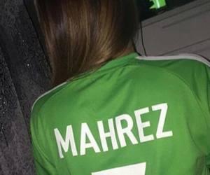mahrez, dz, and algerie image