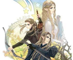 Legolas, LOTR, and elves image