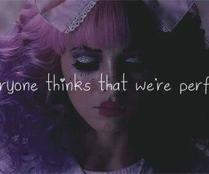 melanie martinez, dollhouse, and Lyrics image