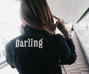 darling, fashion, and girl image
