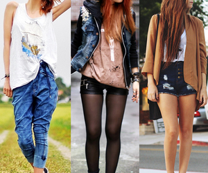 clothes, jeans, and lifee image