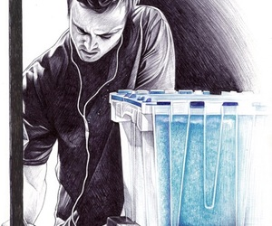 breaking bad, draw, and drugs image