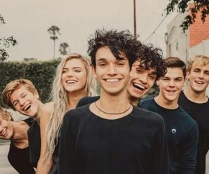 lucas, marcus, and squad image