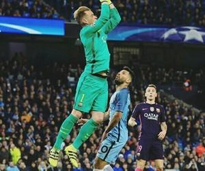 1, fc barcelona, and goalkeeper image
