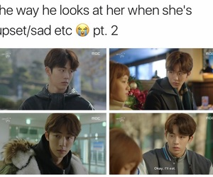 kdrama, lee sungkyung, and nam joohyuk image