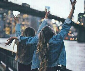 friends, friendship, and grunge image
