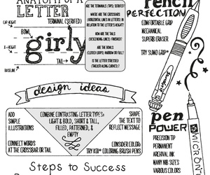 learn, guide, and lettering image