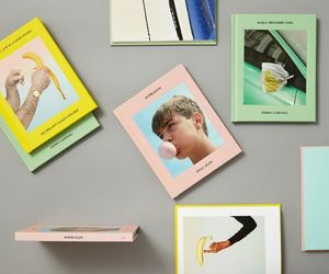 art direction, books, and styling image