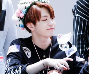 youngjae and got7 image