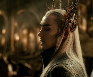 thranduil, the hobbit, and lee pace image