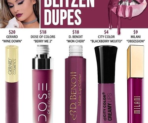 beauty, dose, and dupe image