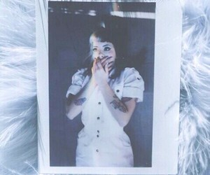 melanie martinez, blue, and crybaby image