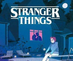 stranger things, barb, and netflix image