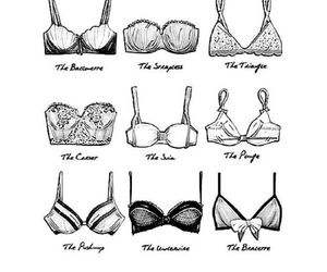bra and lingerie image