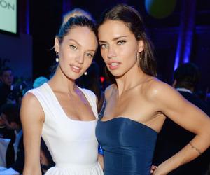 candice swanepoel, Adriana Lima, and model image
