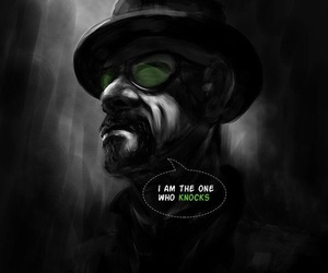 awesome, bad guy, and breaking bad image