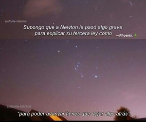 amor, frases, and newton image