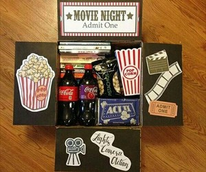 diy, gift, and movie image