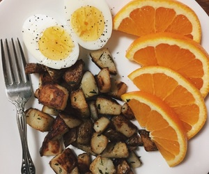 breakfast, yummy, and healthy image