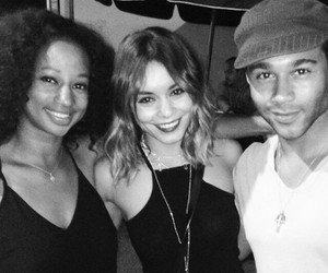 vanessa hudgens and HSM image